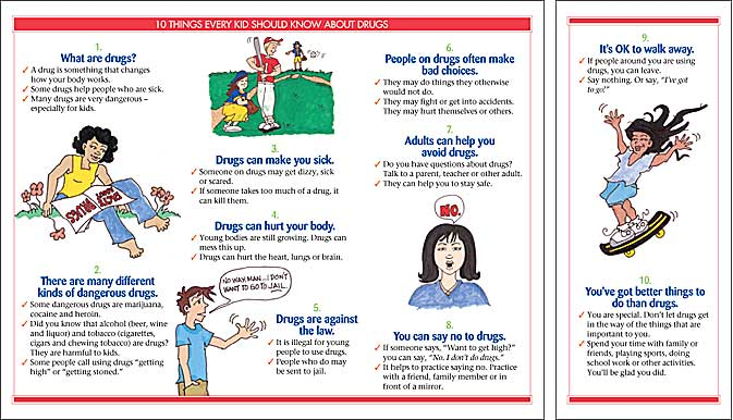 10 Things Every Kid Should Know About Drugs-journeyworks com