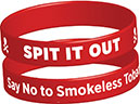 Spit It Out Wristband