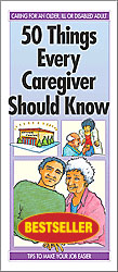 50 Things Every Caregiver Should Know